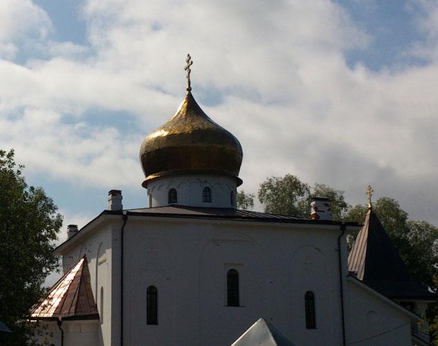 Церковь Петра и Павла в Дибунах